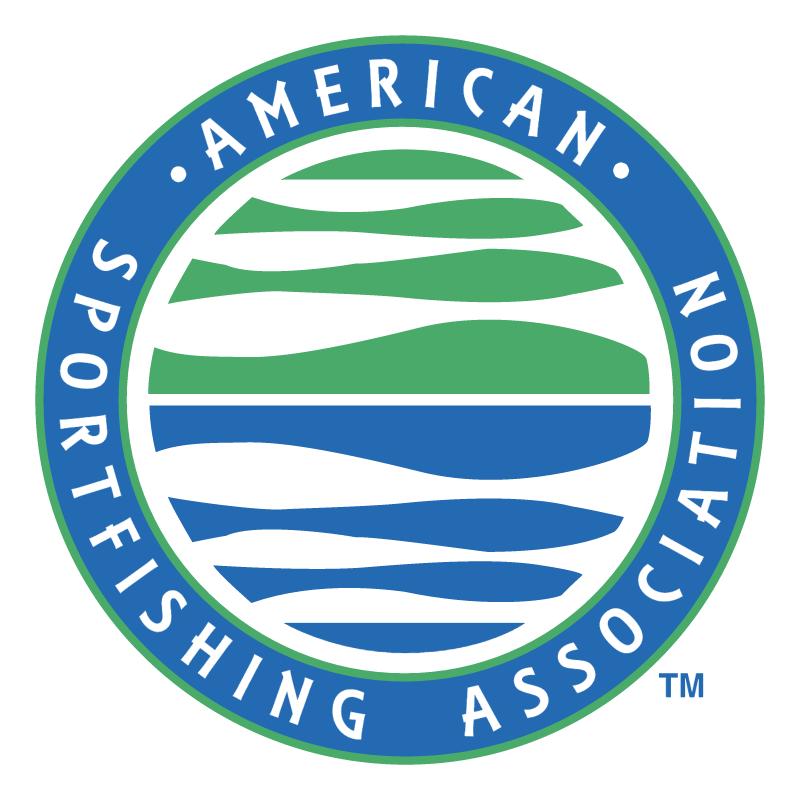 American Sportfishing Association 79135 vector