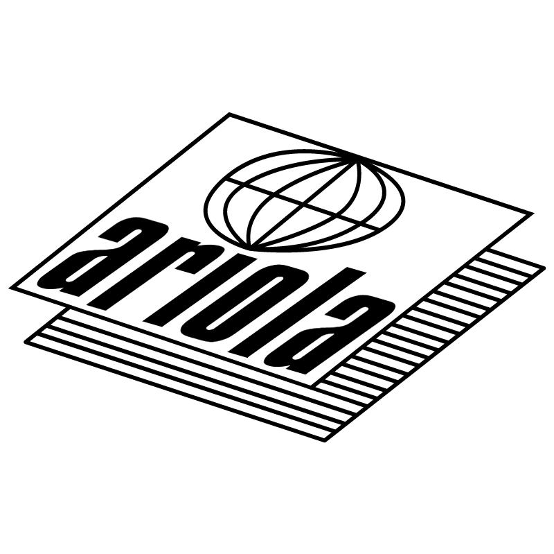 Ariola 29704 vector