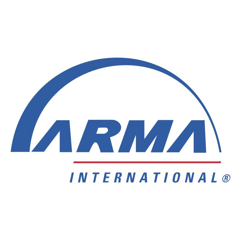 ARMA International 63145 vector