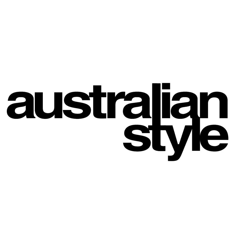 Australian Style vector