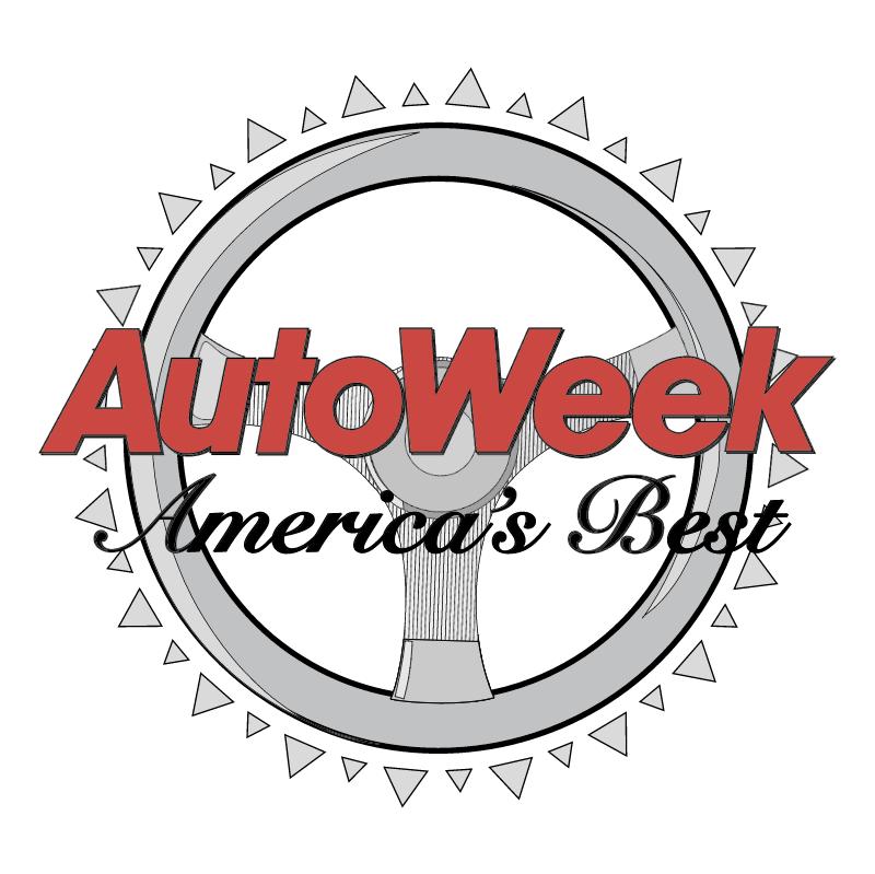AutoWeek America's Best vector