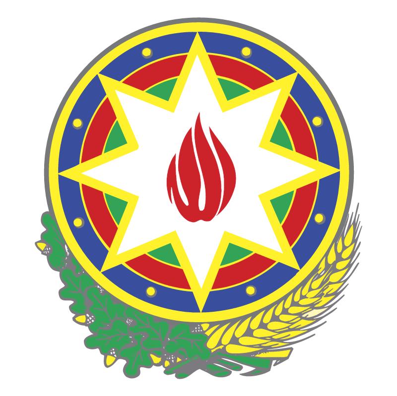 Azerbaijan Republic vector