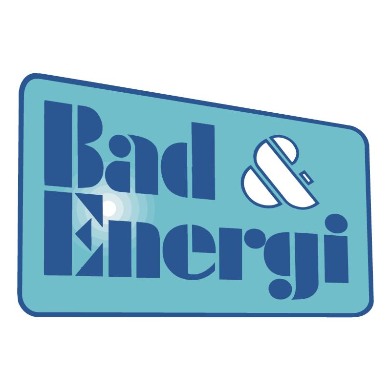 Bad & Energi 54592 vector