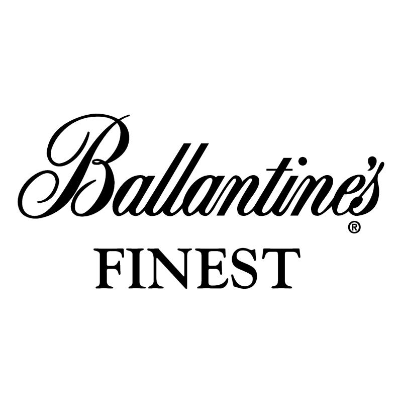Ballantine's 55734 vector