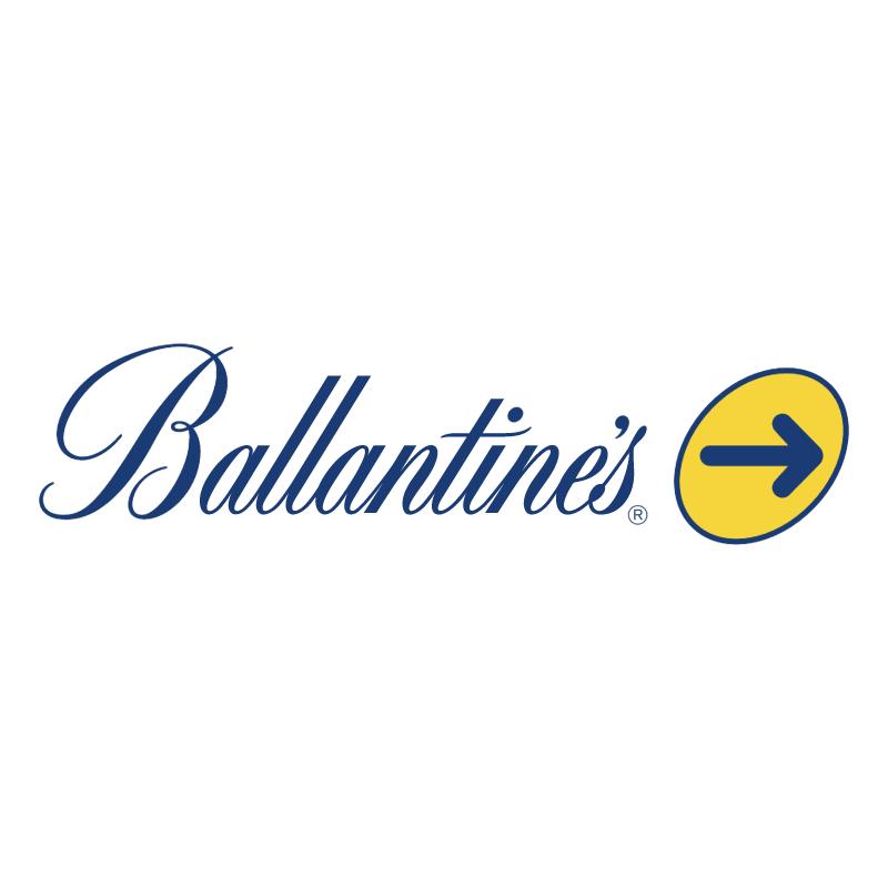 Ballantine's 77707 vector