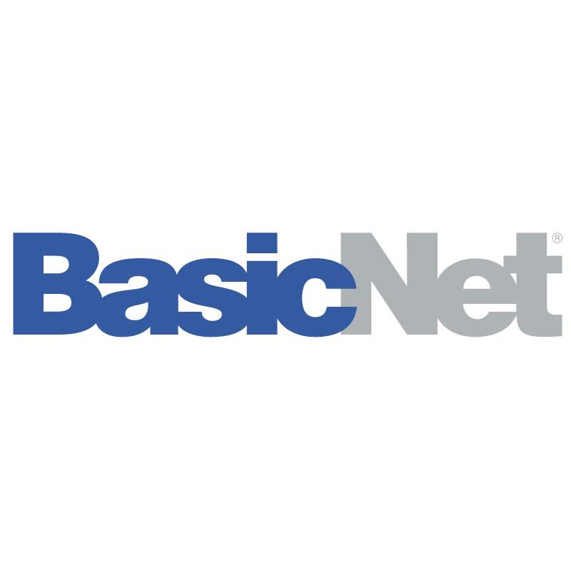 BasicNet 33410 vector logo