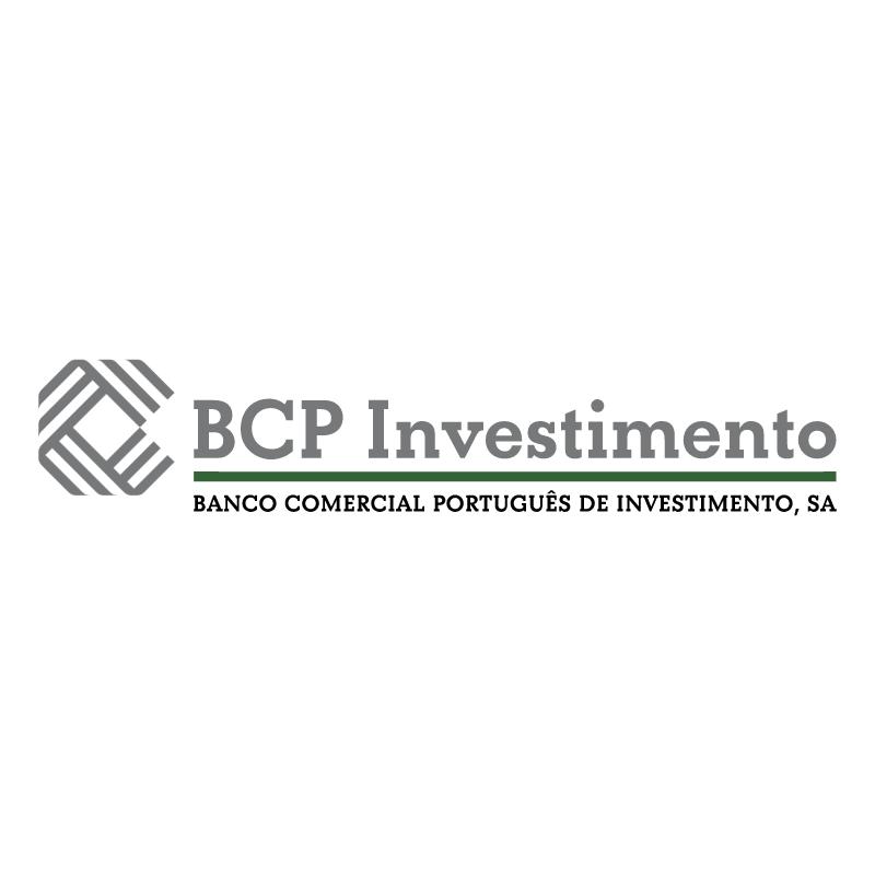 BCP Investimento vector