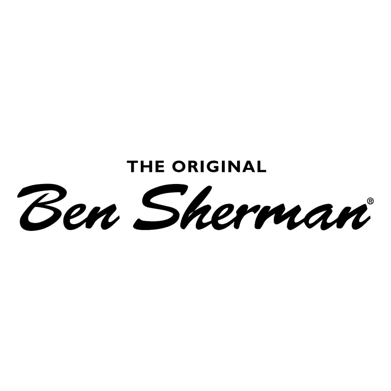Ben Sherman vector