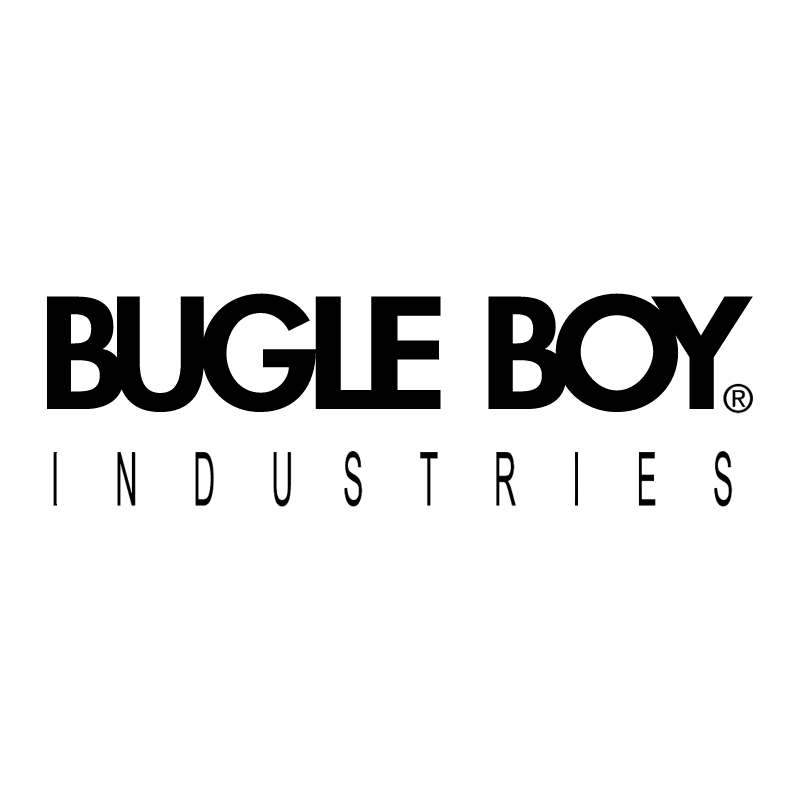 Bugle Boy Industries vector logo