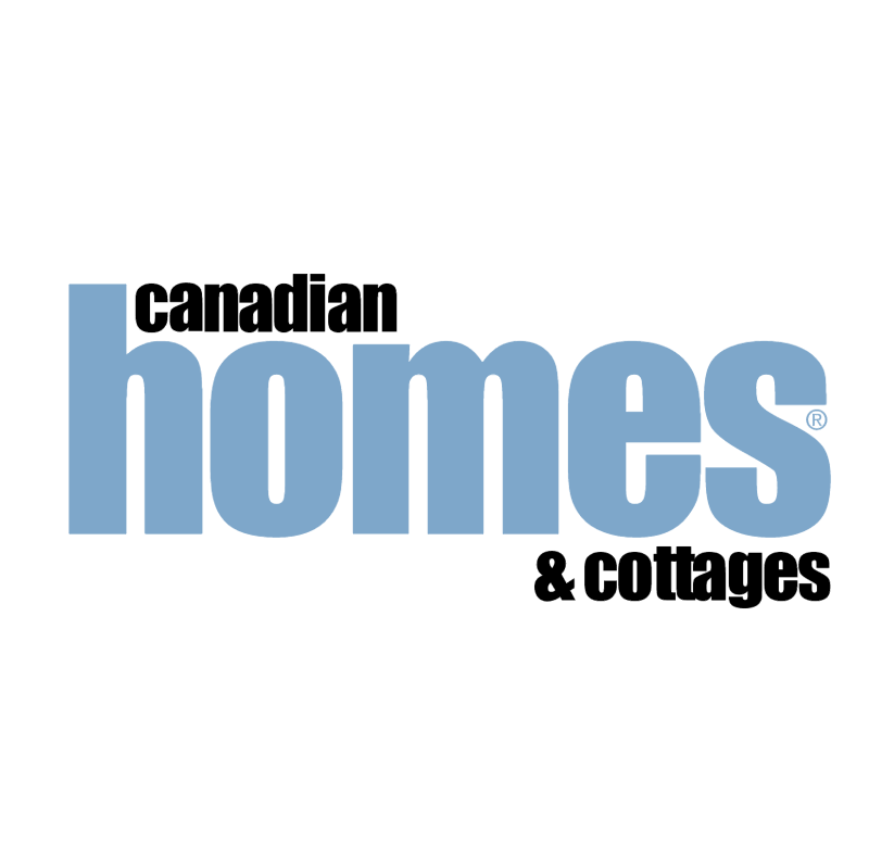 Canadian Homes & Cottages vector