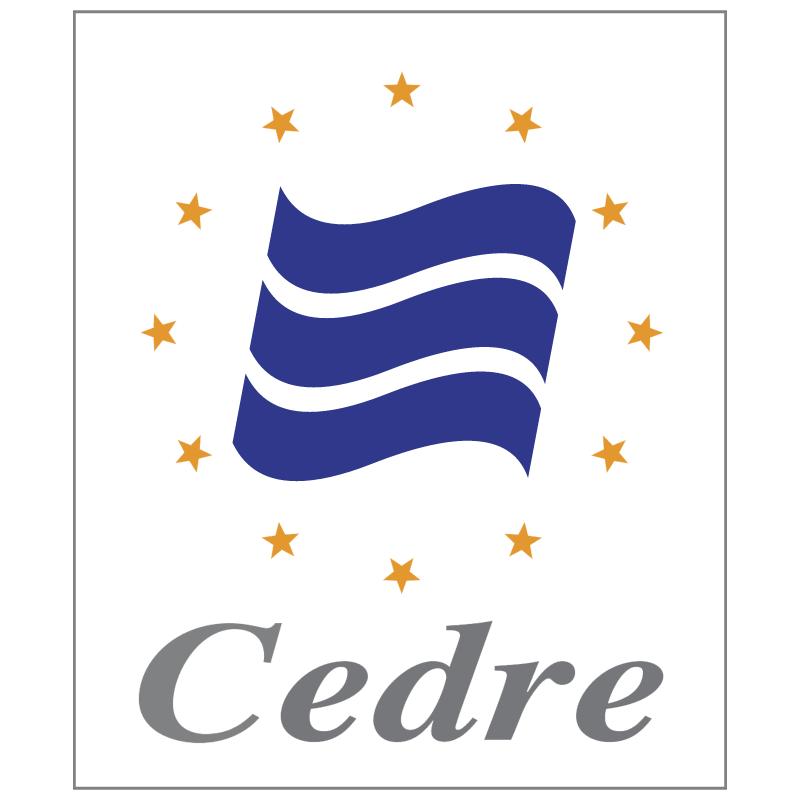 Cedre vector logo