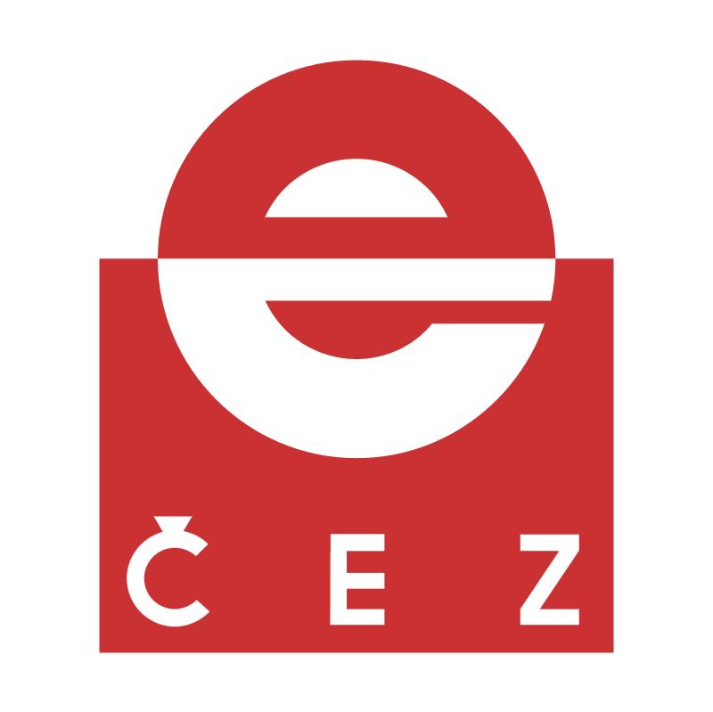 Cez vector logo