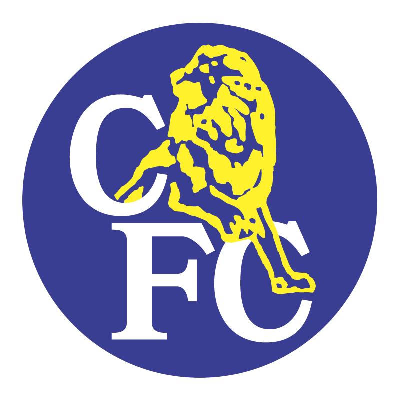 Chelsea FC 7895 vector logo