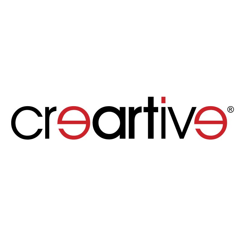 Creartive vector logo
