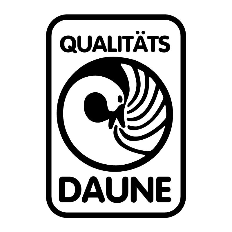 Daune Qualitats vector