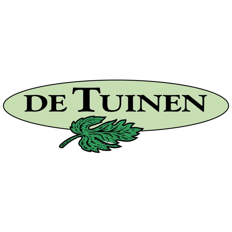 De Tuinen vector logo