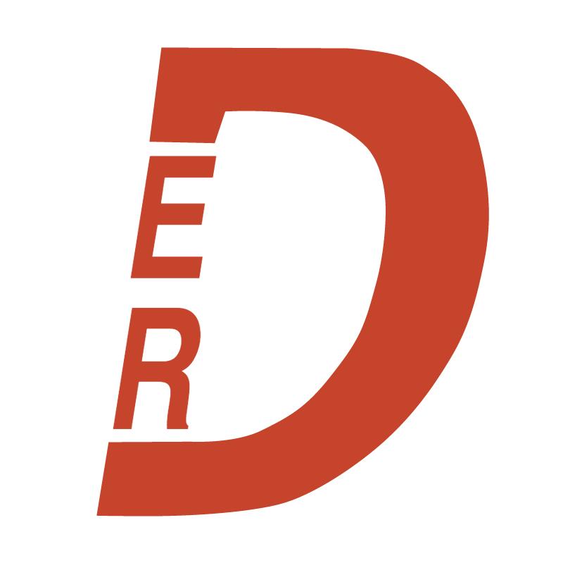 DER vector logo