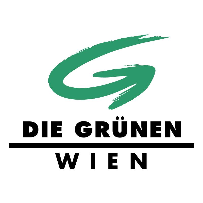 Die Grunen Wien vector