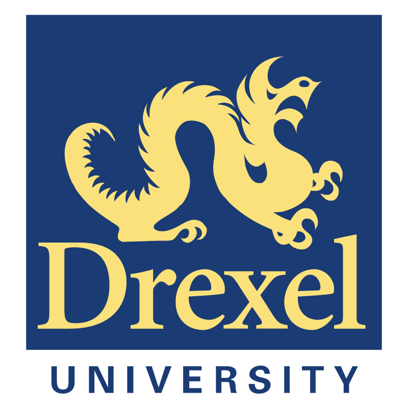 Drexel University vector logo