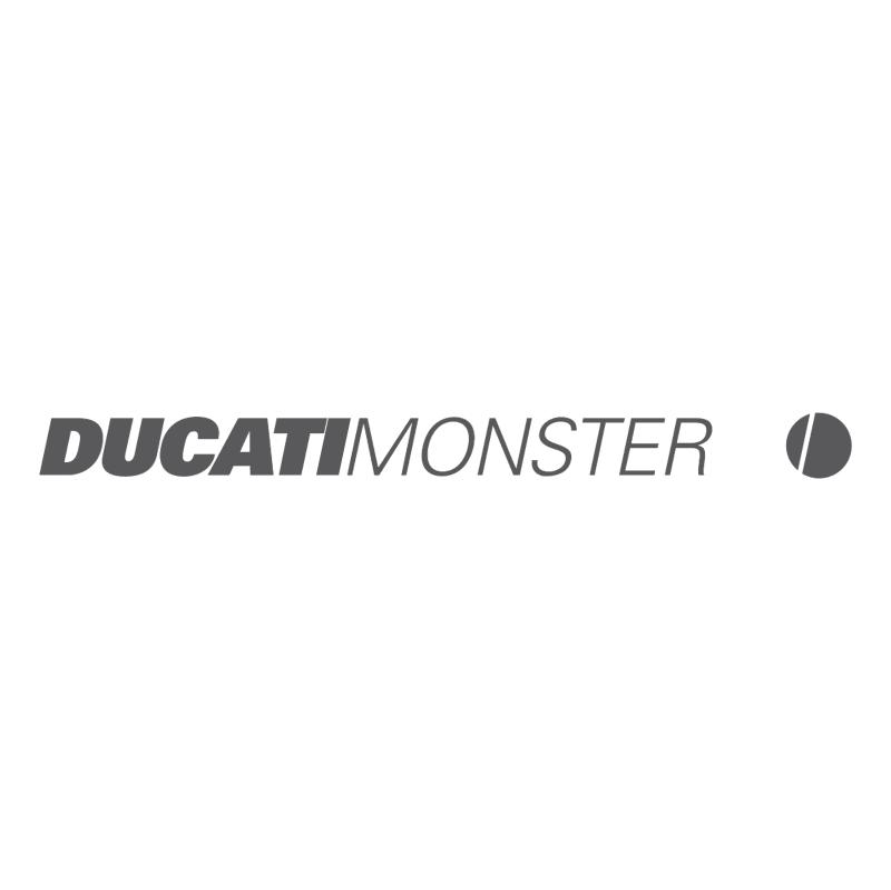 Ducati Monster vector
