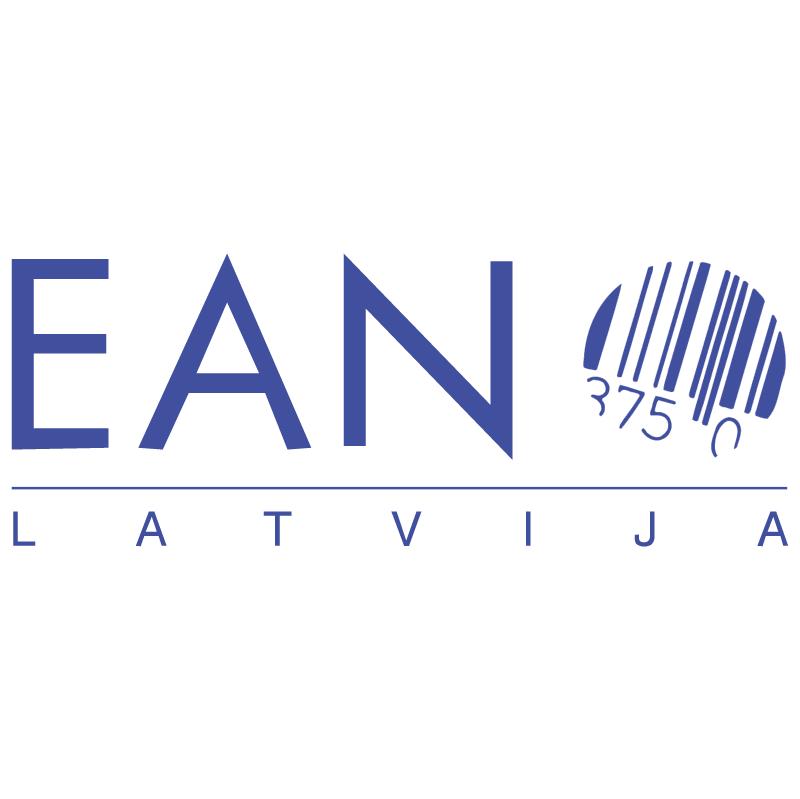 EAN Latvija vector