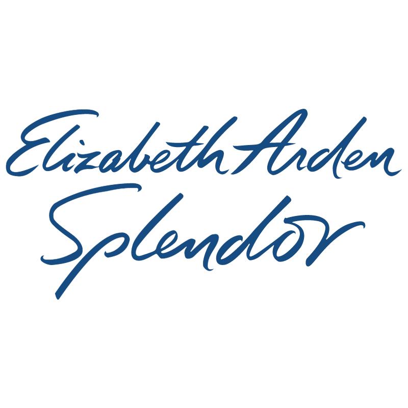 Elizabeth Arden Splendor vector