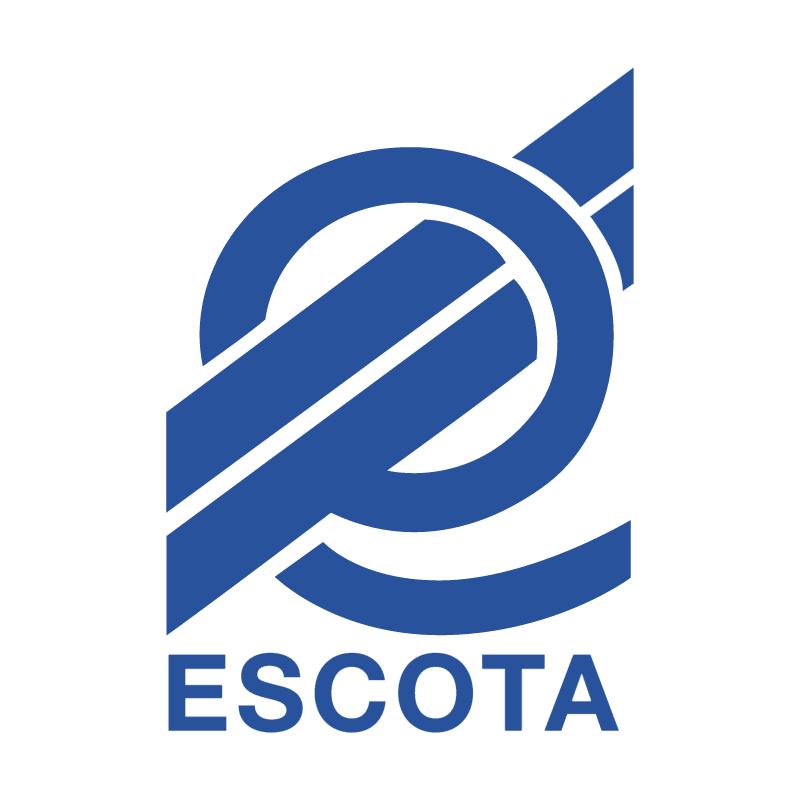 Escota vector logo