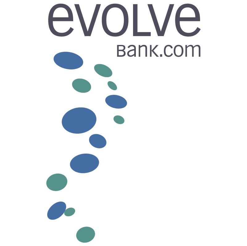 evolve bank com vector