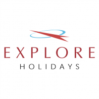 Explore Holidays vector