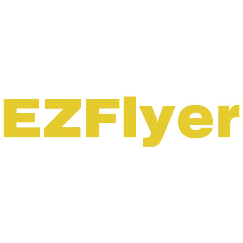 EZFlyer vector logo