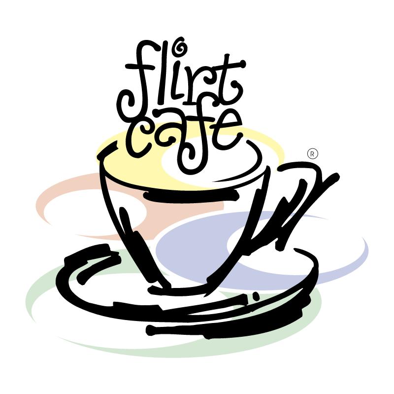 Flirt Cafe vector