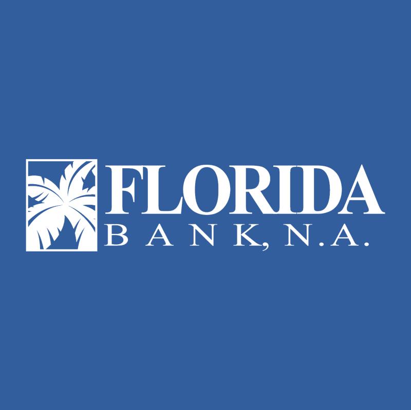 Florida Bank vector