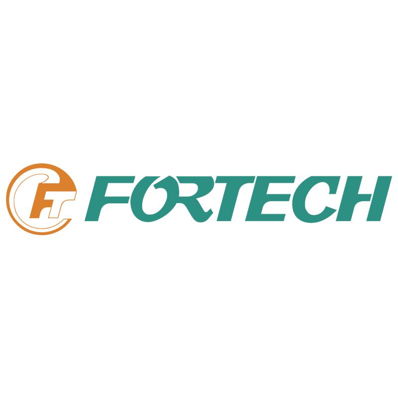 Fortech vector logo