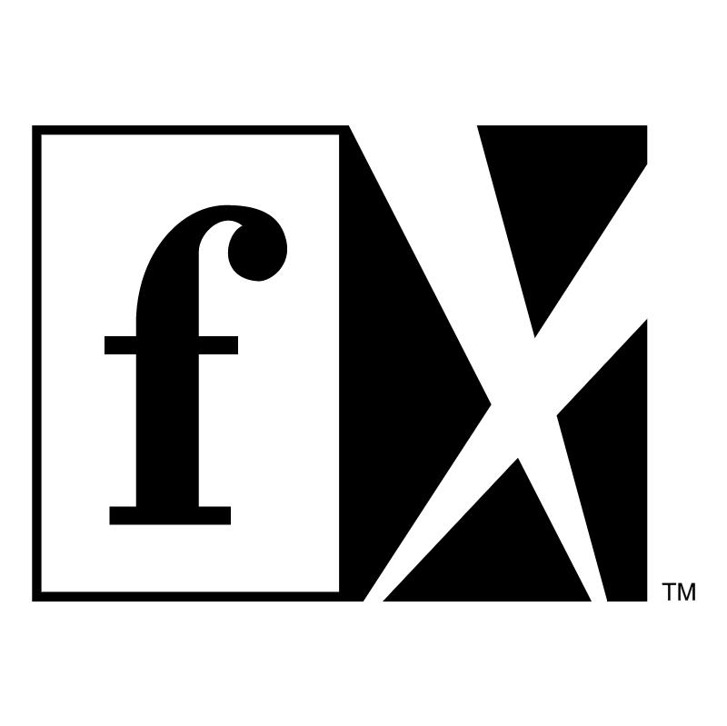FX TV vector