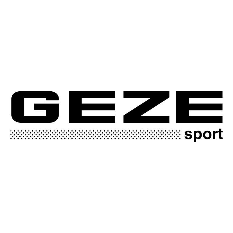 GEZE vector logo