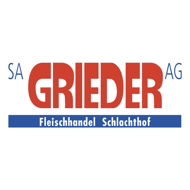 Grieder AG vector