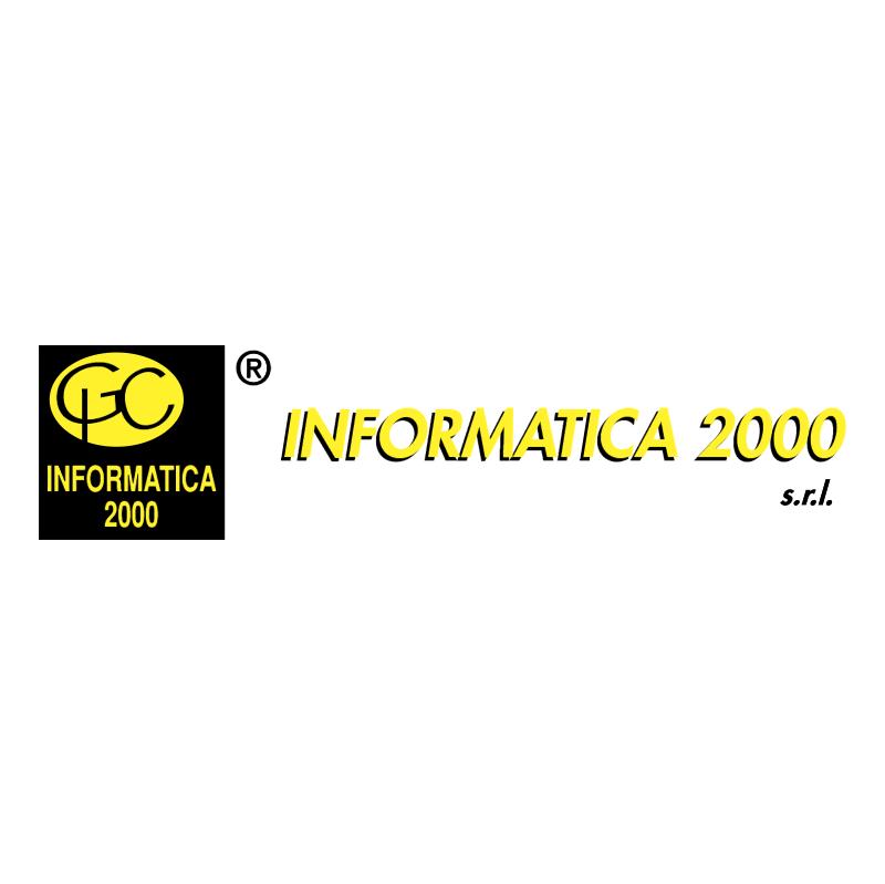Informatica 2000 vector