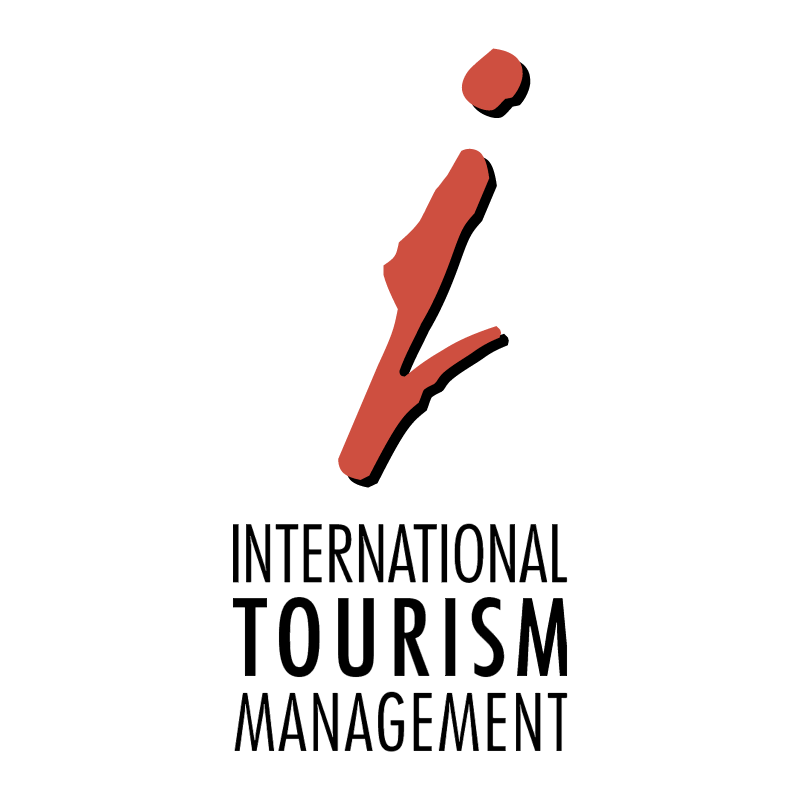 International Tourism Management vector