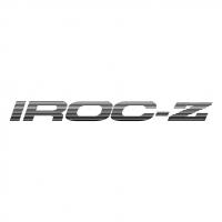 Iroc Z vector