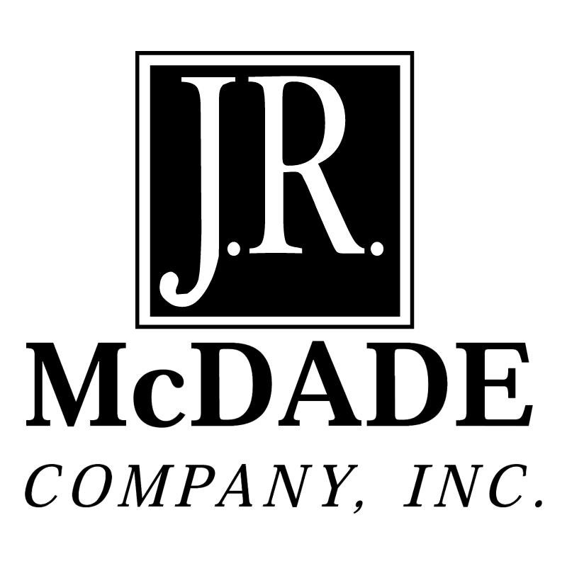 J R McDade vector