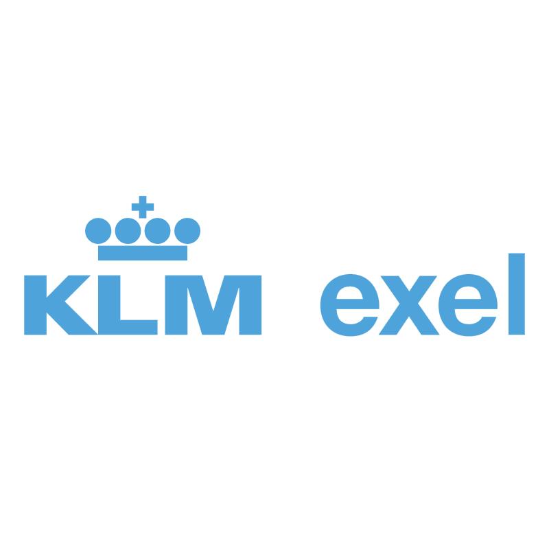 KLM Exel vector