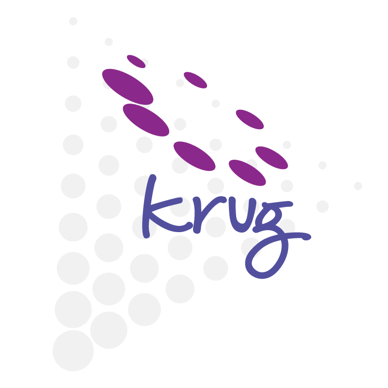 Krug vector
