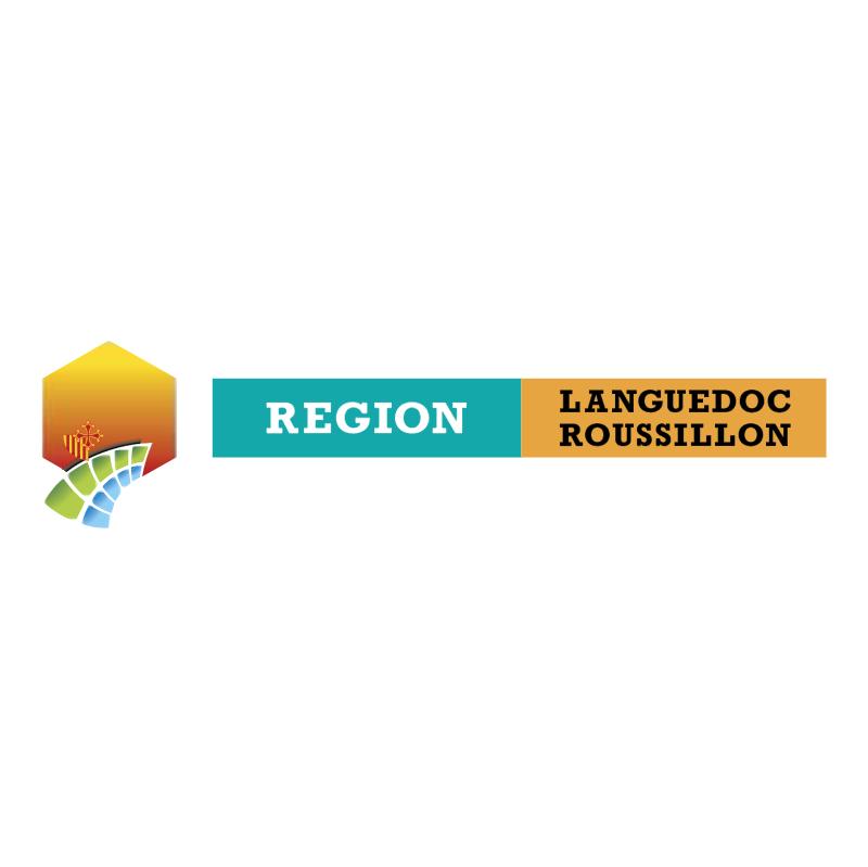 Languedoc Roussillon Region vector