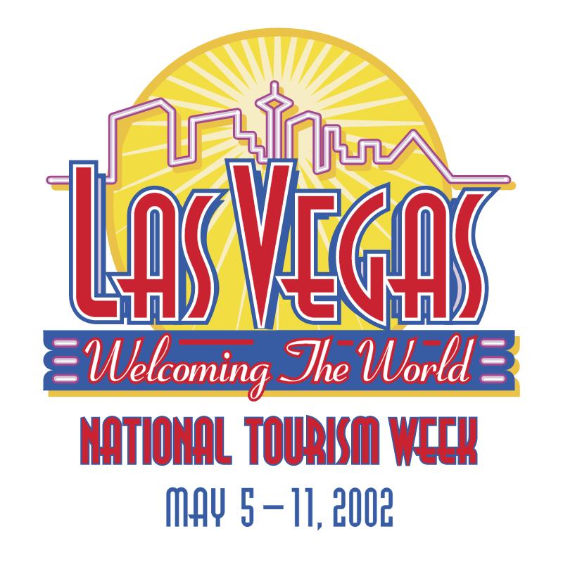 Las Vegas Welcoming The World vector