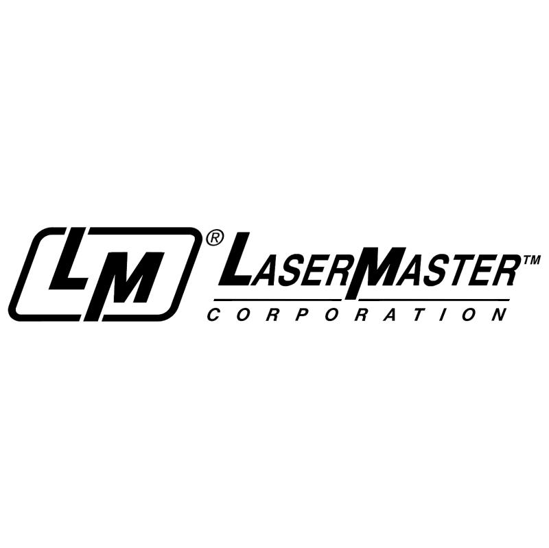 LaserMaster vector logo