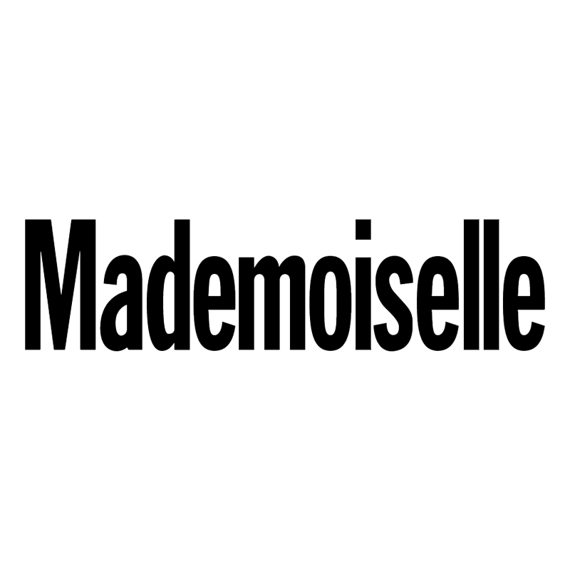 Mademoiselle vector