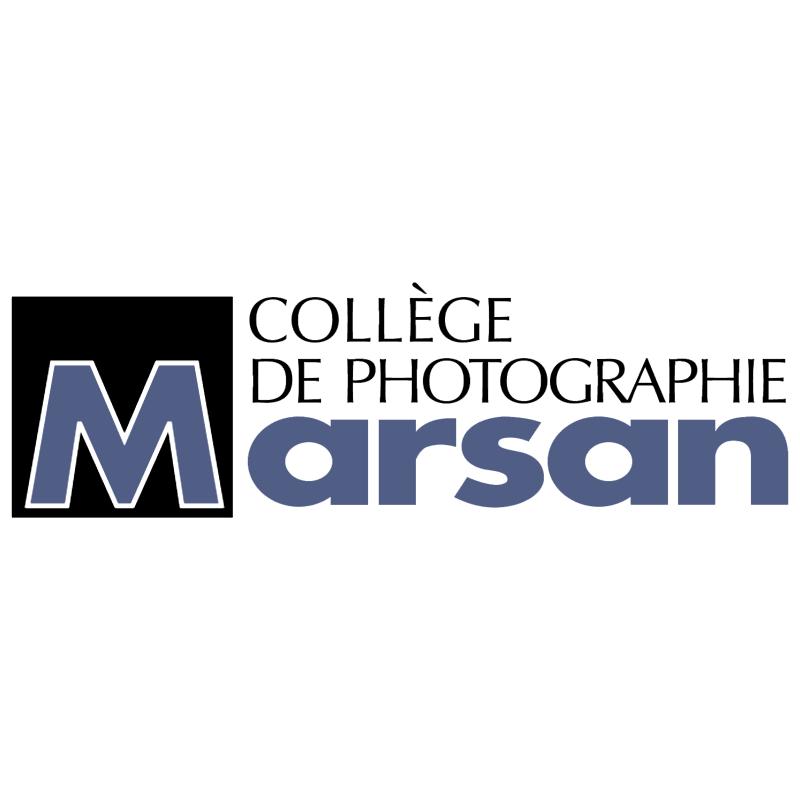 Marsan College vector