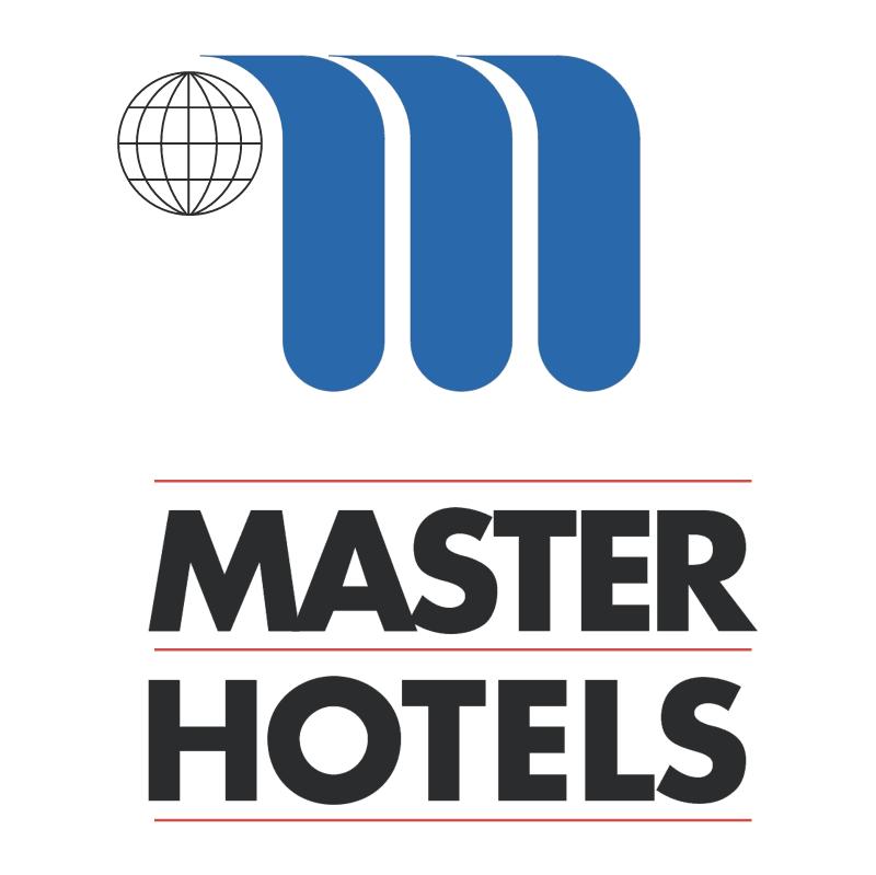 Master Hotels vector