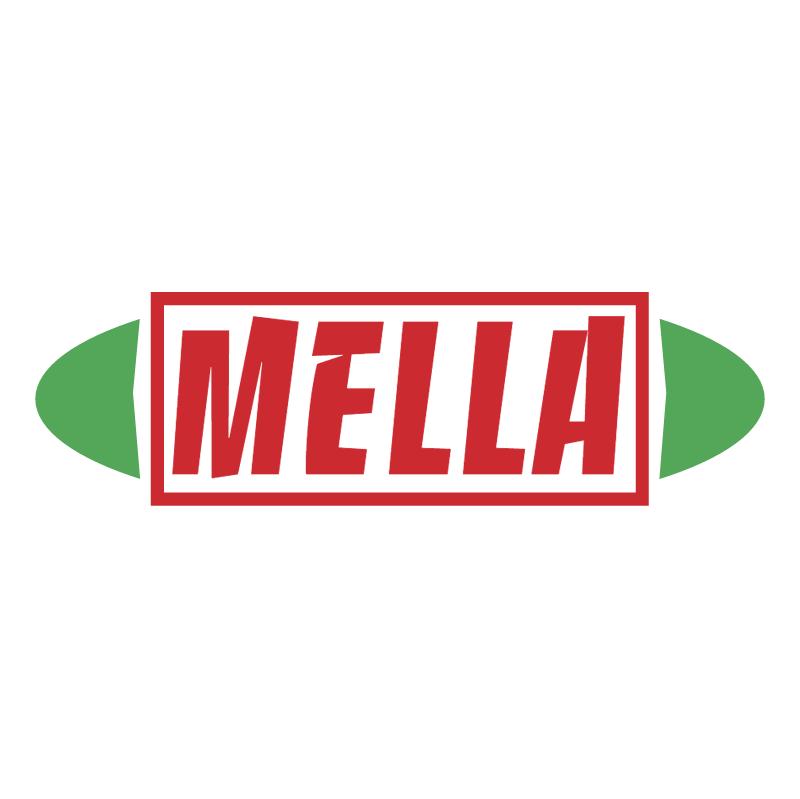 Mella vector logo