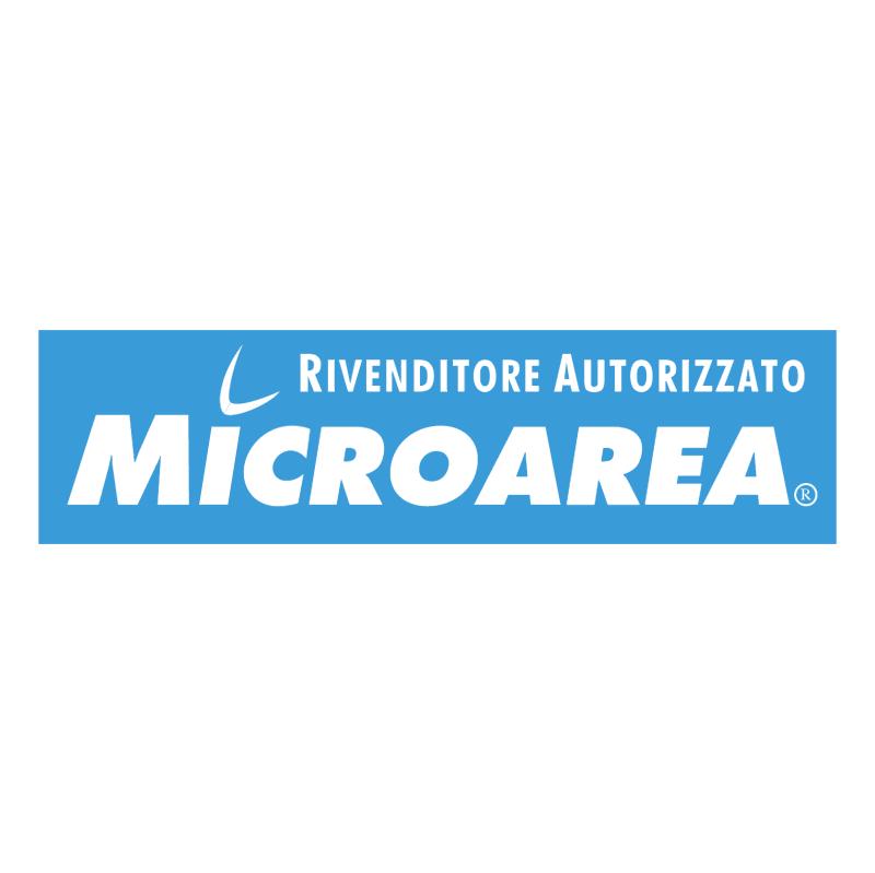 Microarea vector logo